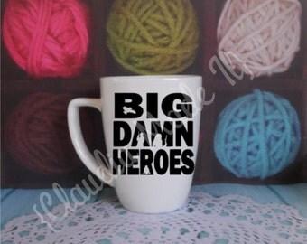 Big Damn Heroes, Firefly, Serenity, Malcom Reynolds, Shiny, Browncoat, Coffee, Tea