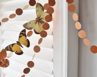 Copper garland