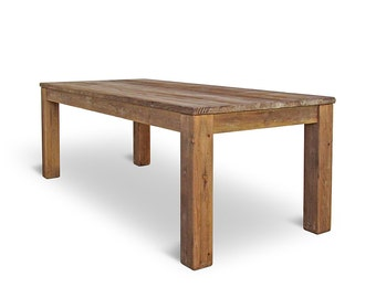 Table, Dining Table, Kitchen Table, Reclaimed Wood, Farmhouse Table, Handmade