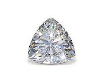 If Trillion Russian Simulated Lab Diamond 6AAAAAA Loose Stones (6x6mm - 12x12mm)