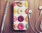 Donut iPhone 6 Case Donut iPhone 6s Case iPhone 6 Plus Case iPhone 6s Plus Case Doughnut iPhone 5s Case iPhone 5 Case iPhone 5c Case