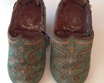 Vintage Wedding Shoes Afghanistan