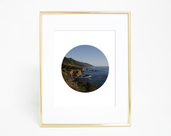 Big Sur Print, California Art Print, Coastal Decor, Coastal California, Highway 1 Print, Coastal Photography, California Photography Art