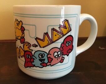 Pac man mug