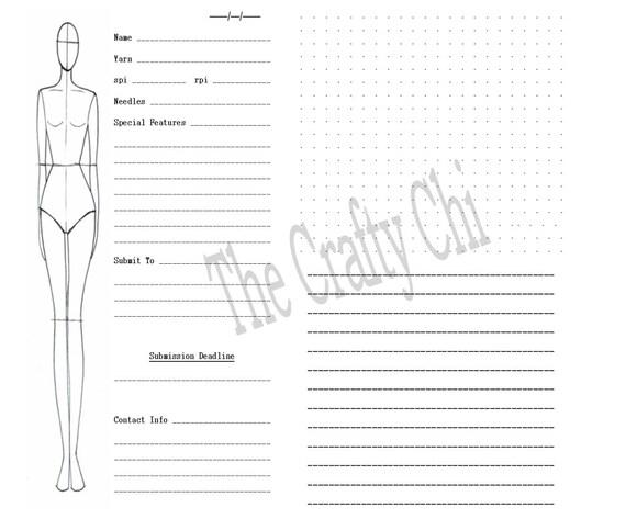 Yarn Knitting Fair Planner for TN( 2 files or 2 inserts), Traveler's Notebook, Midori-, Standard  digital download Printable