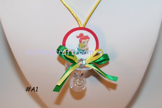 similar to baby shower favors ariel favors baby shower baby shower