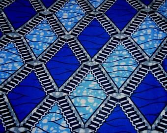 African Wax Print Fabric, Julius Holland