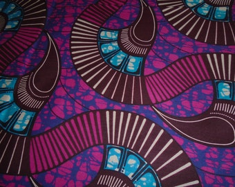 Vlisco African Wax Print, Back in Stock