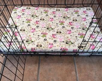 Custom Dog Crate Bed