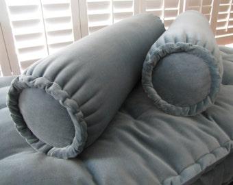 bolster pillow velvet neckroll pillow french mattress edge bolster cushion velvet bolster