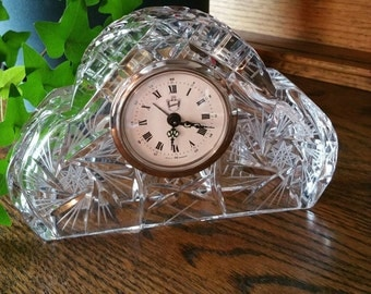 Vintage Nautical Style Wind Up Wall Clock With By