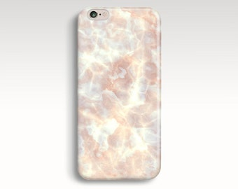 Marble iPhone 7 Case, iPhone 7 Plus Case, Marble iPhone 6s Case, Rose Gold iPhone 6 Plus Case, iPhone 5C Case Tough iPhone 5s Case iPhone 6s