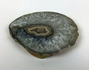 Agate Paperweight - Brazilian Agate Paperweight