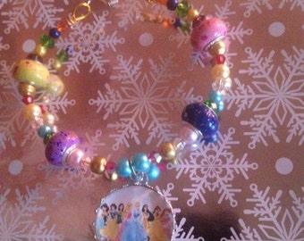 "Princess ""Icy Chuncky Bracelet"""