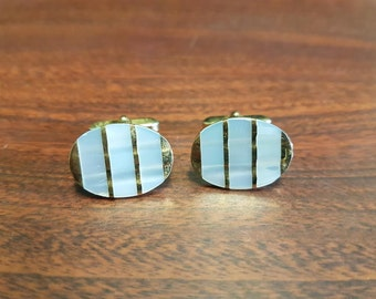 mother of pearl Cuff link