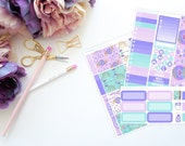 Dream Personal-Sized Samplers -- Matte Planner Stickers