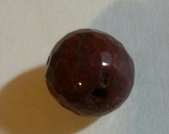 Shades of Maroon Beads