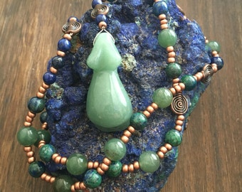 Fertility Talisman Necklace