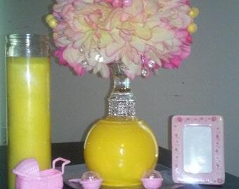 Flower ball centerpiece / decor