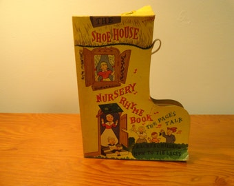 The Shoehouse Nursery Rhyme Book