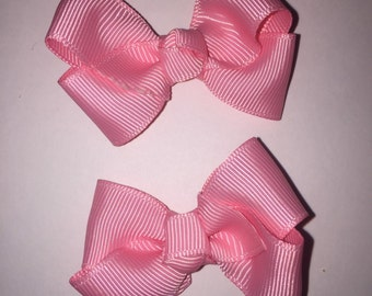 Medium piggies/pig tail bows