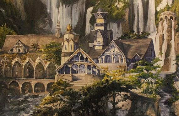 100+ Rivendell Elves Symbols – yasminroohi