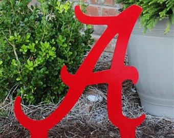 "Alabama Crimson Tide Yard Art - Large 24"""