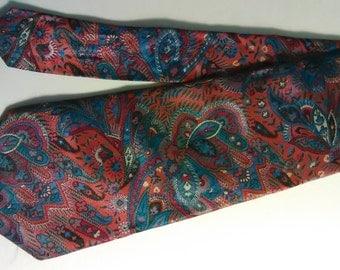 266.  Johnny Carson necktie