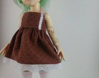 Brownies Yo-SD Dress Set