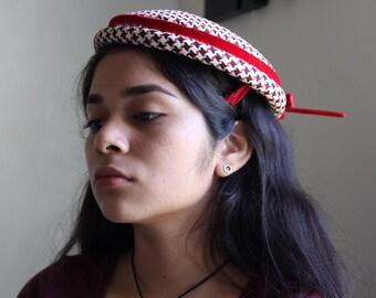 Vintage Woman's Hat, Vintage Hat,