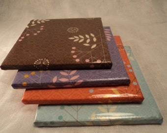 Coasters - Flower Design