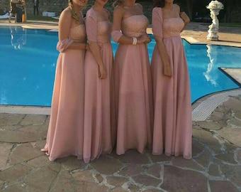 Bridesmaid dress, special occasion dress, evening dress, birthday dress