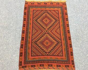 Afghan Mushwani Tribal rug