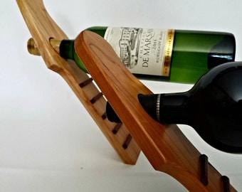 Wine Bottle Guitar Balancer
