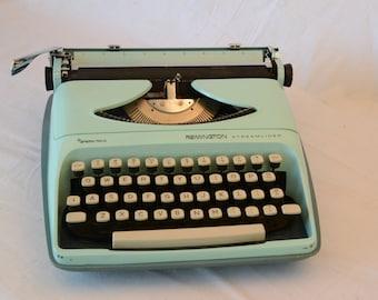 Remington Streamliner Typewriter