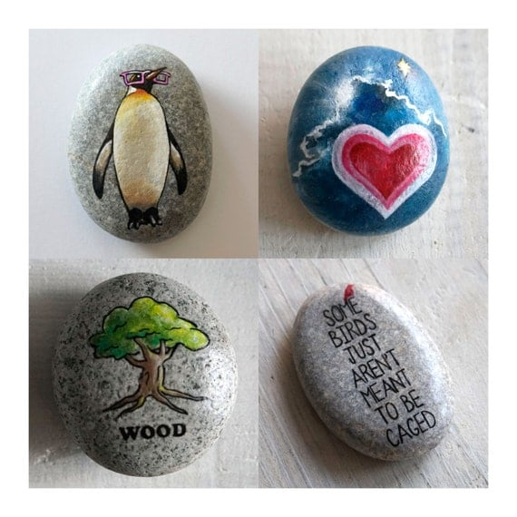 Gifts Made Of Stone : Custom gift personalized travel stone made
