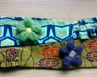 Ankara/Kente Headbands