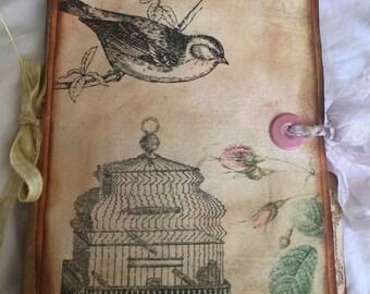 Vintage Love Journal