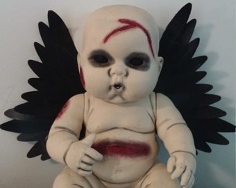 Baby with Wings