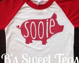 Pig Sooie Kids Tee