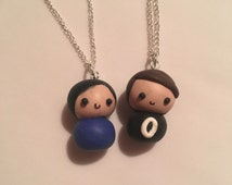 Dan and phil necklace (both)