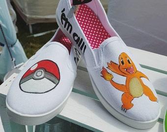 Pokemon Go! Shoes