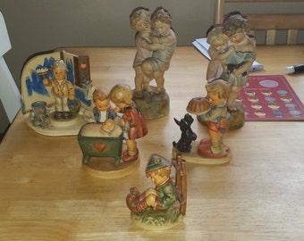 Hummel Figurines Assorted