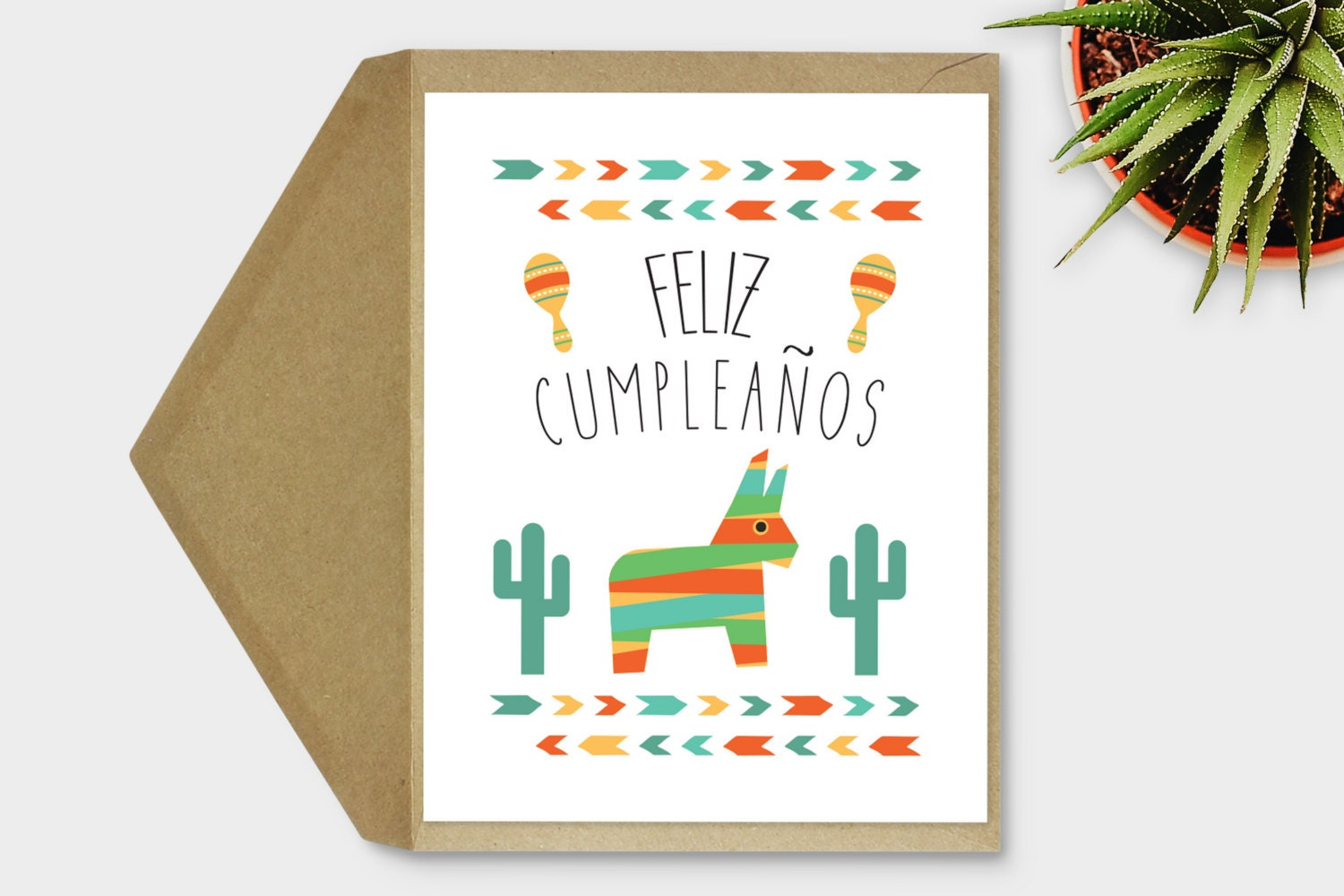 It's just a graphic of Transformative Spanish Birthday Cards Printable