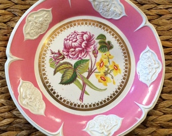 Portmeiron Mother's Day 1972 Collectors Plate