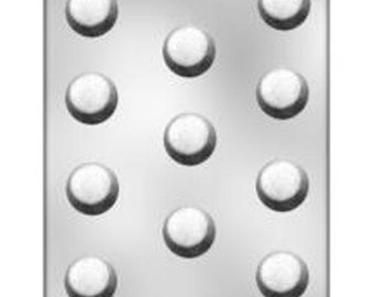 """Peanut Butter Cup Chocolate Mold - 1-3/8"""" - 90-5605"""