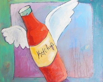 Ketchup with Wings