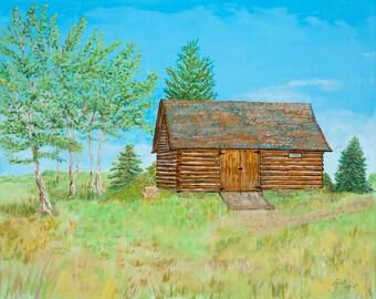 Leila's Barn