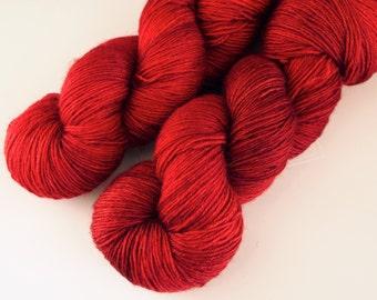 Tamarillo: BFL sock
