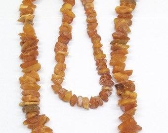 Amber necklace amber 49, 7gr. 65 cm BK102